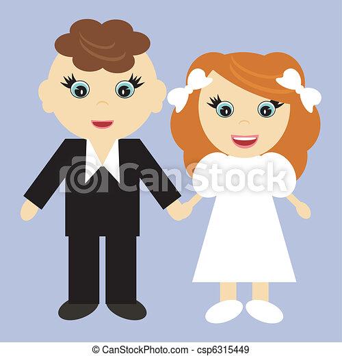 Mivel a vőlegény nem jelent meg a saját esküvőjén, ezért a menyasszony hozzáment.