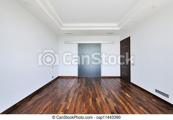 Interior vacío - csp11443390