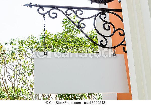 Signo vacío - csp15249243