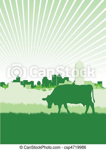 Vaca - csp4719986