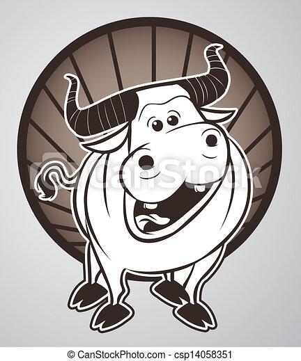 Vaca - csp14058351