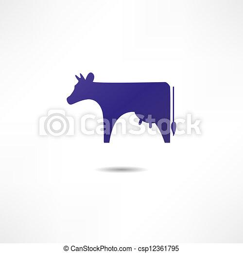 Vaca - csp12361795