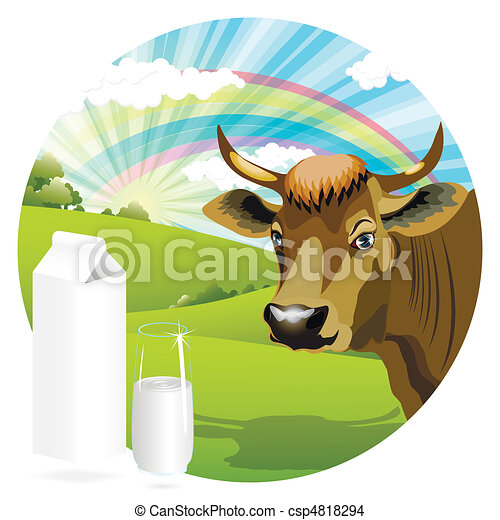 Vaca - csp4818294