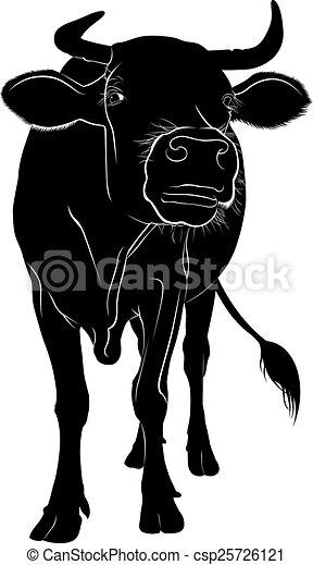 Vaca - csp25726121