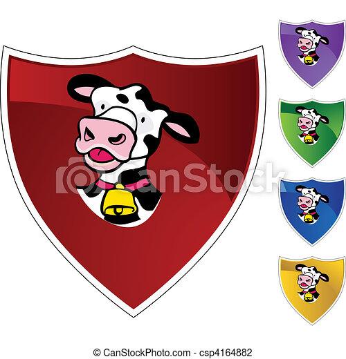 Vaca - csp4164882