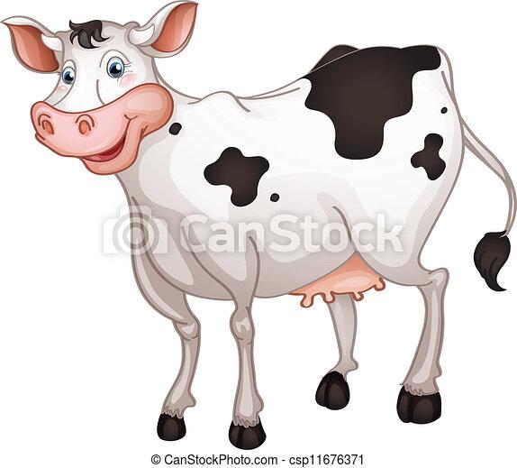 Vaca - csp11676371