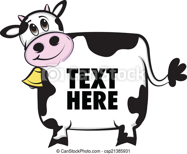Vaca - csp21385931