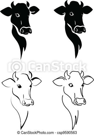 Vaca - csp9590563