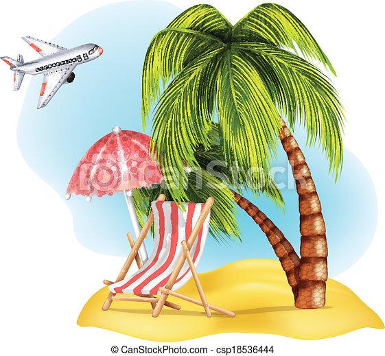 Vacaciones - csp18536444