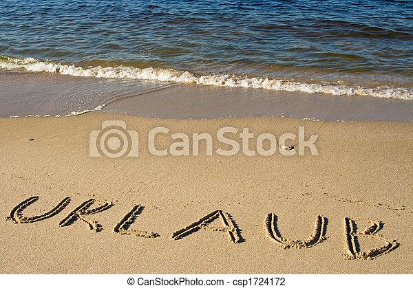 vacaciones - csp1724172