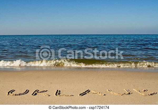 vacaciones - csp1724174