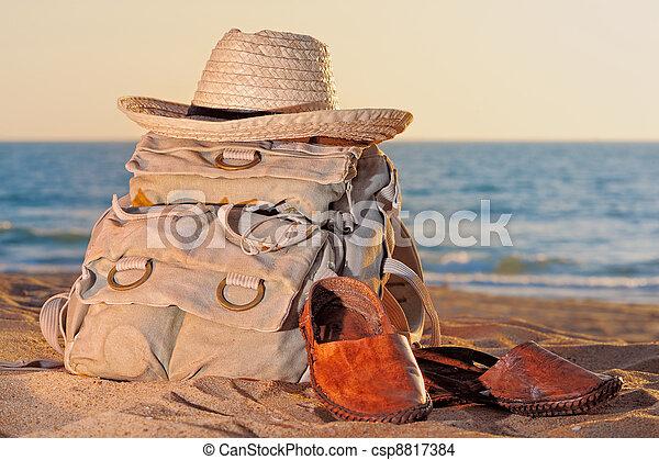 Vacaciones - csp8817384