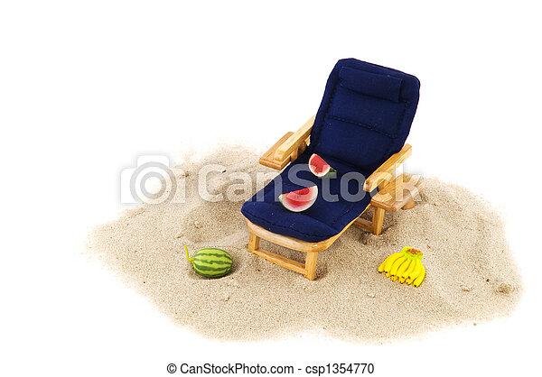 Vacaciones tropicales - csp1354770