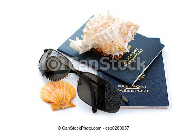 vacaciones tropicales - csp0280957