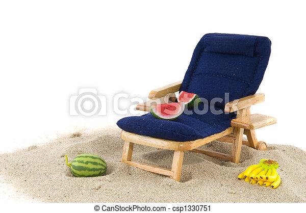 Vacaciones tropicales - csp1330751