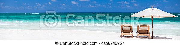 vacaciones tropicales - csp6740957