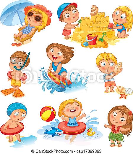 vacances été - csp17899363