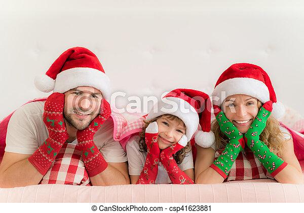 vacances noel en famille