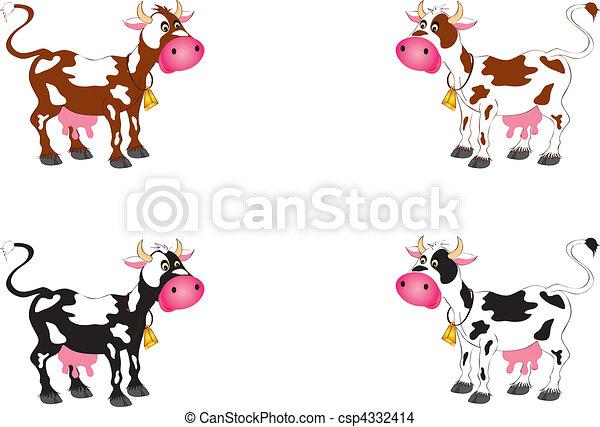 vache - csp4332414