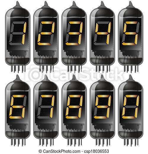 vacuum tube - csp18036553