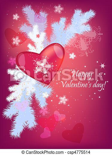 Valentine background - csp4775514