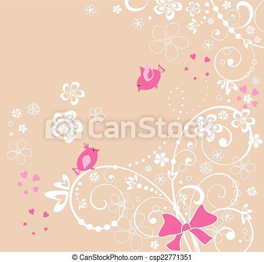 Valentine card - csp22771351