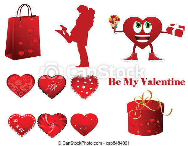 Valentine elements - csp8484031