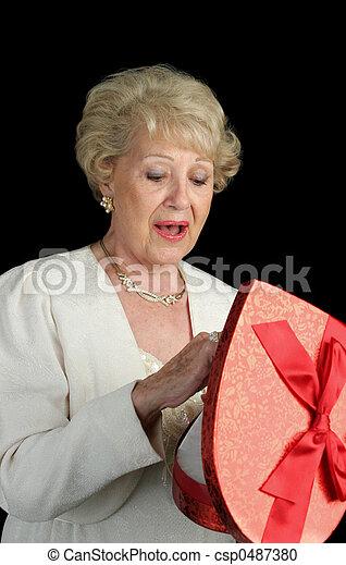 Valentine Treat for Her - csp0487380