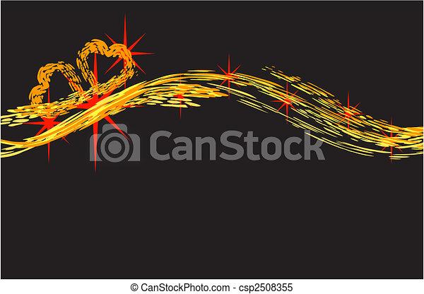 Valentines background - csp2508355