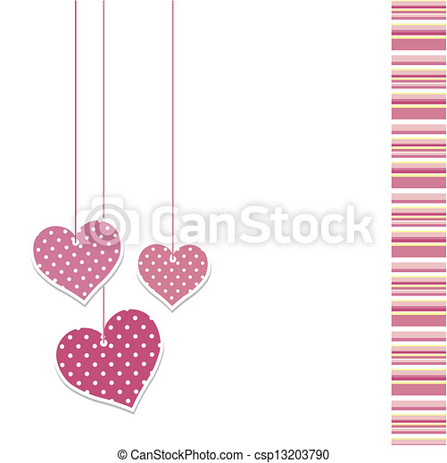 valentines background - csp13203790