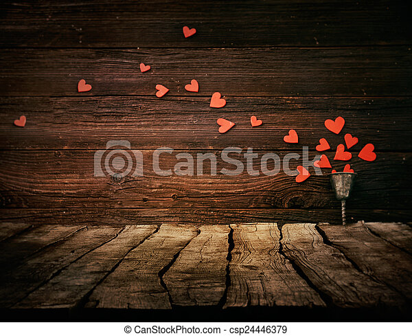Valentines background - csp24446379