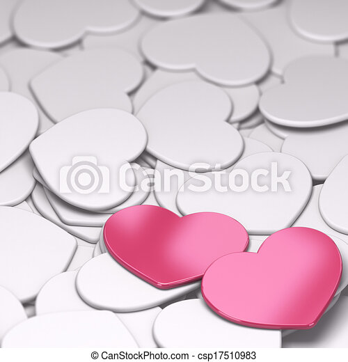 Valentines Card Background Finding Love Valentines Concept