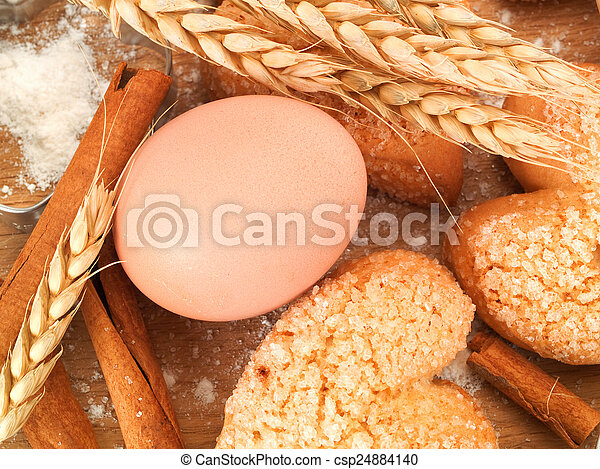 Valentine's cookies - csp24884140