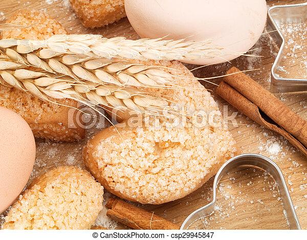 Valentine's cookies - csp29945847