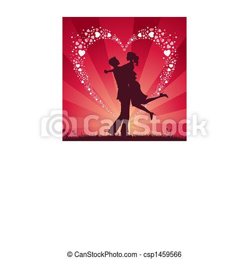 Día de San Valentín - csp1459566