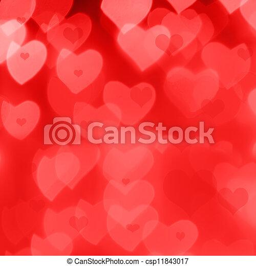 Valentine's Day background - csp11843017