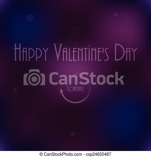 valentines day background - csp24650487