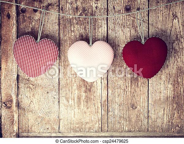Valentines Day background - csp24479625