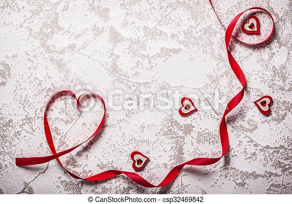 Valentines Day background - csp32469842