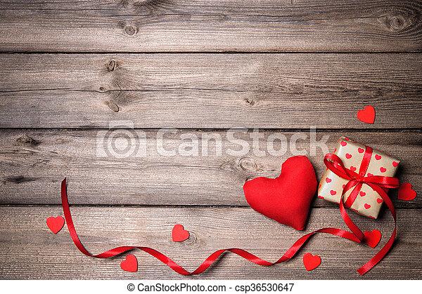 Valentines day background - csp36530647