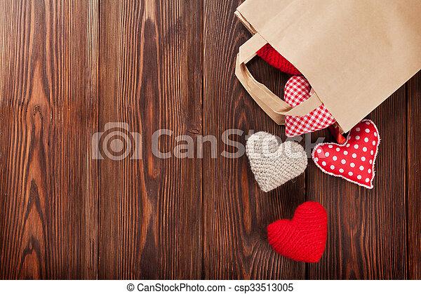 Valentines day background - csp33513005