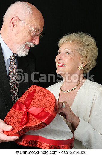 Valentines Day Candy for Wife - csp12214828