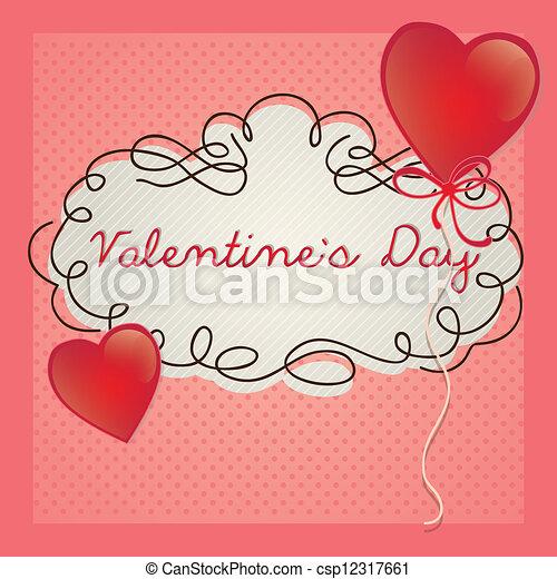 Valentines Day - csp12317661