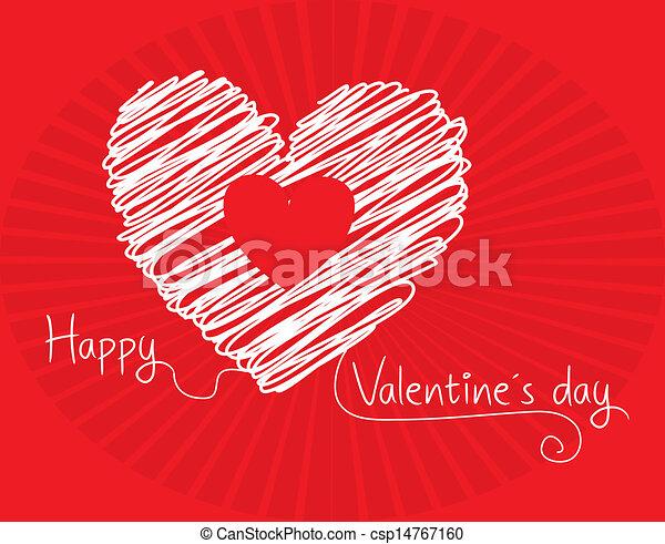 valentines day - csp14767160