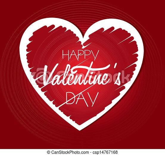 valentines day - csp14767168