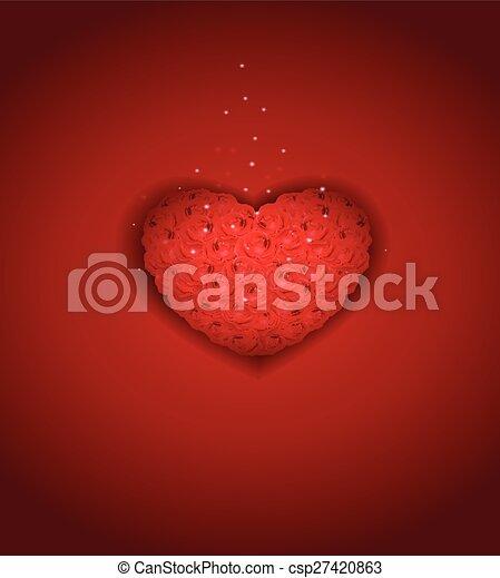 Valentines Day - csp27420863