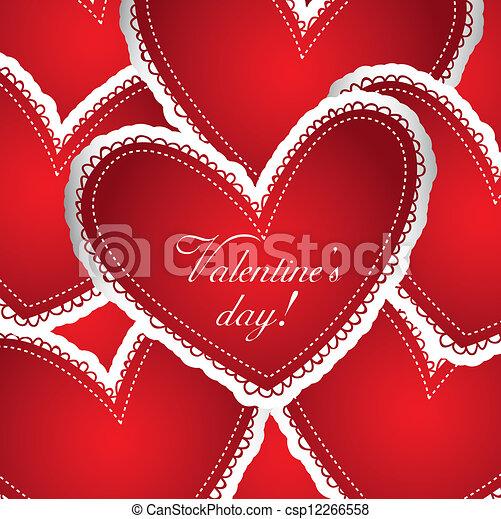 valentines day - csp12266558