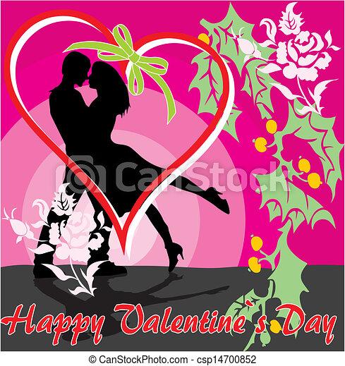 Valentines day - csp14700852