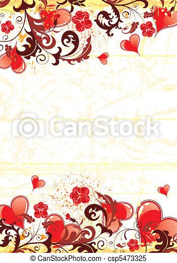 Valentines Day - csp5473325