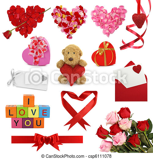 Valentine's day collection - csp6111078